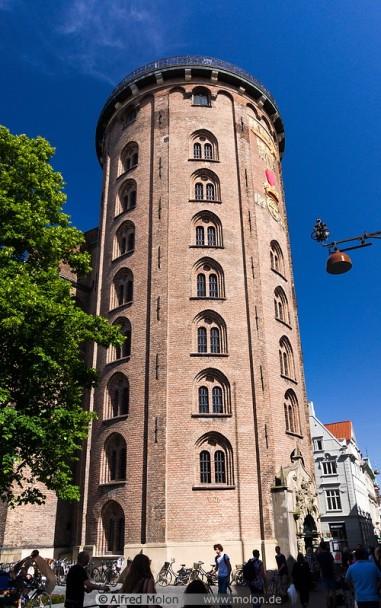 19 Rundetaarn tower